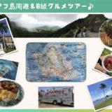 オアフ島周遊ツアー
