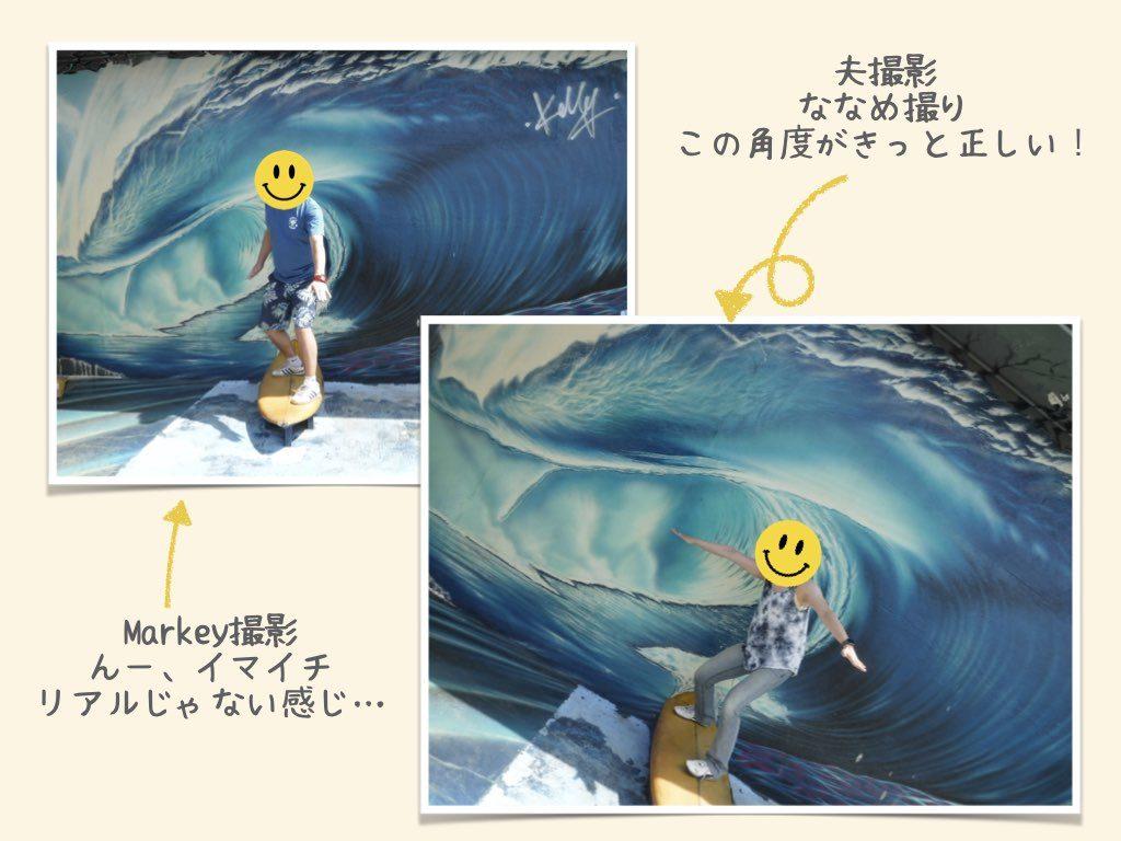 壁画サーフィン